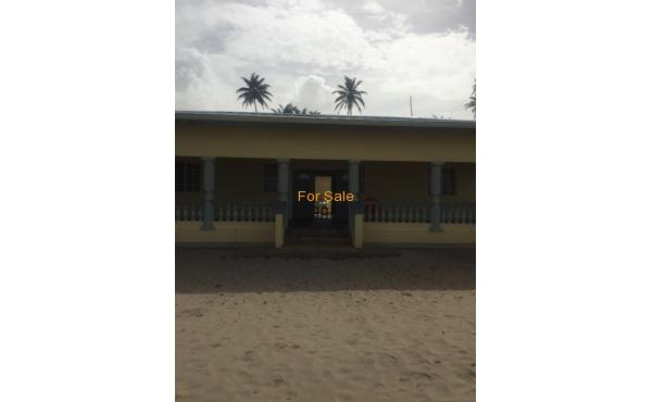 Manzanilla - Mayaro Road, Beach Front Property