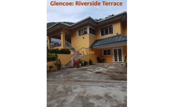 Riverside Terrace, Glencoe