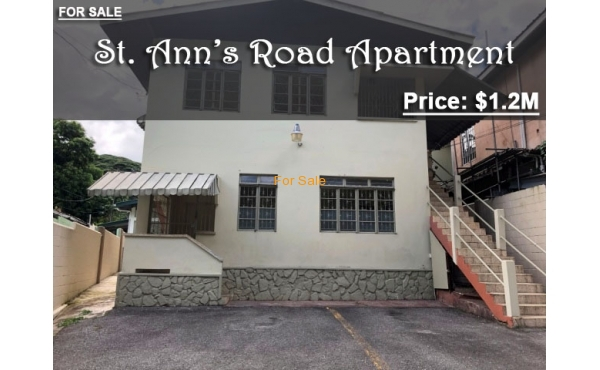 St. Ann's Road Apartment
