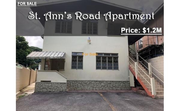 St. Ann's Road Apartment