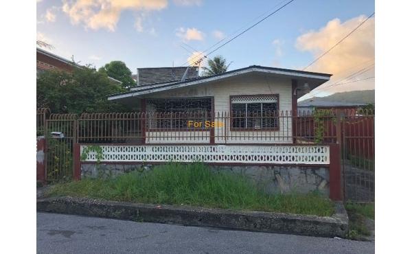 San Juan: Spencer Road, Newalloville