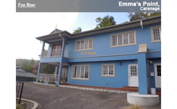 Emma's Point, Carenage