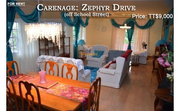 Zephyr Drive, Carenage