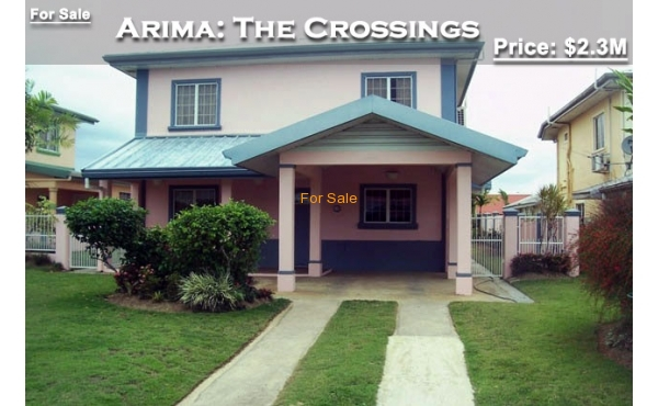 Arima - The Crossings