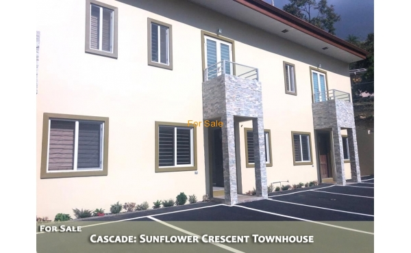 Sunflower Crescent Townhouse, Cascade