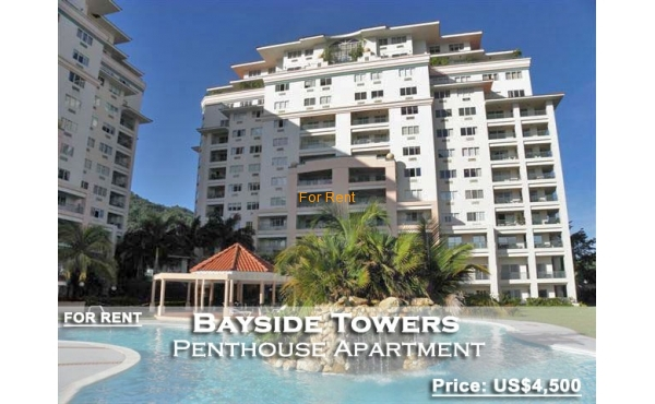 Bayside Towers Penthouse
