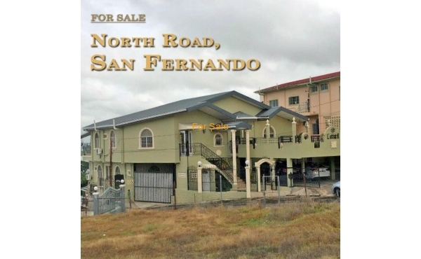 North Road, San Fernando
