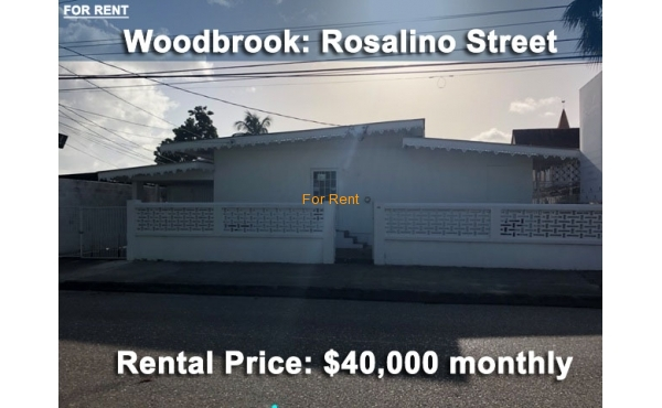 Rosalino Street, Woodbrook