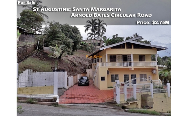 St Augustine: Arnold Bates Road, Santa Margarita