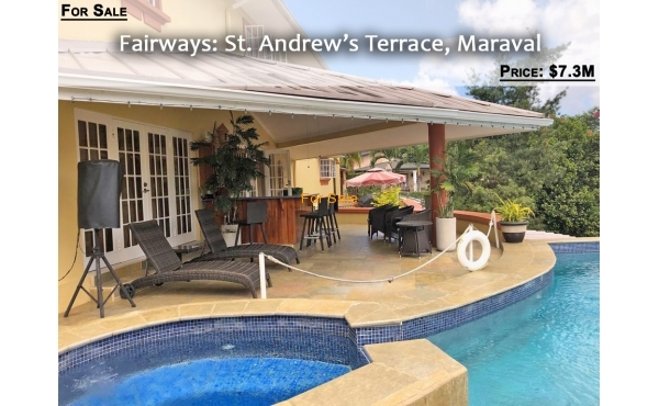 St Andrew's Terrace, Fairways, Maraval