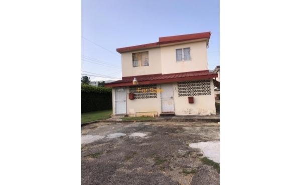 Hillview Development Duplex Townhouse, Tunapuna