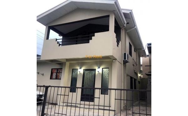 Diamond Vale, Diego Martin 2-storey Apartment