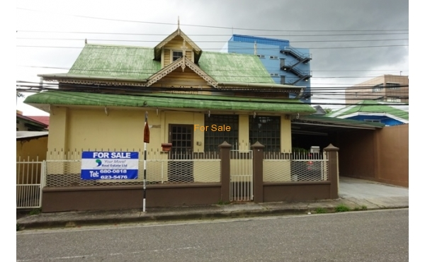 Dundonald Street, Port of Spain Office Building For Sale