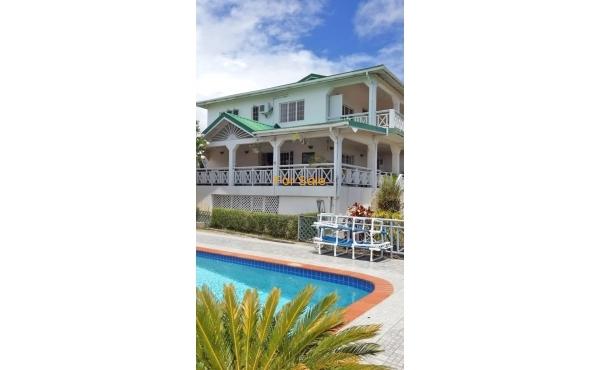 Signal Hill Home, Tobago